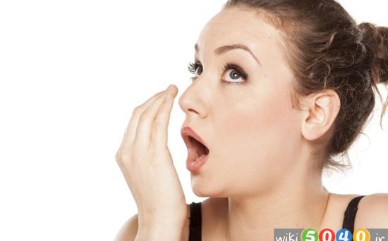 خوراکی هایی برای رفع بوی بد دهان