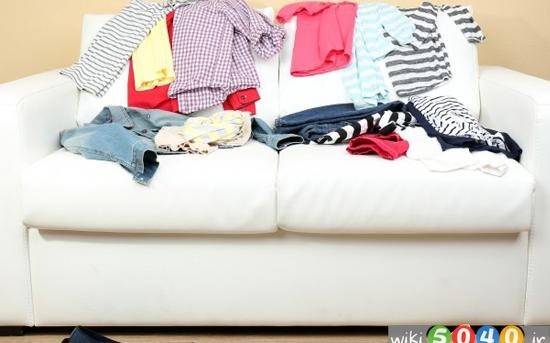 ترفندهایی برای مرتب کردن خانه