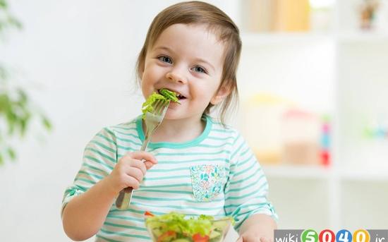 نکاتی برای داشتن کودکانی سالم تر