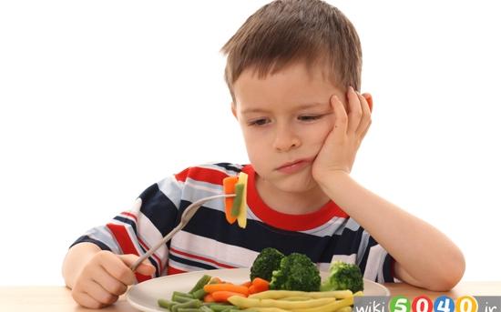 دانستنی هایی از تغذیه کودک