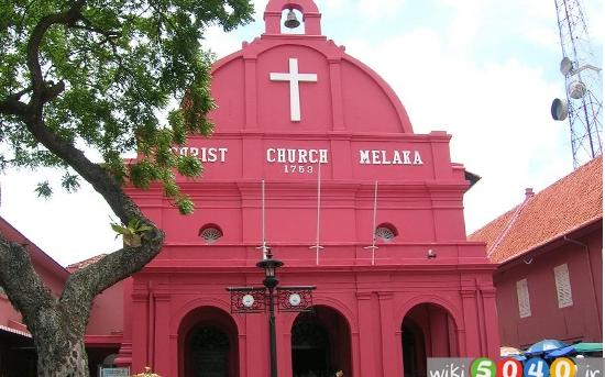 جاذبه های ملاکا در مالزی