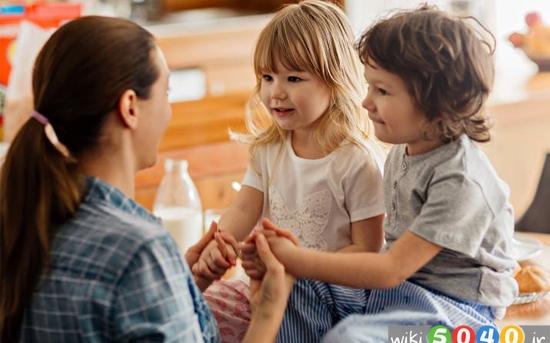صحبت در مورد جنسیت با کودک