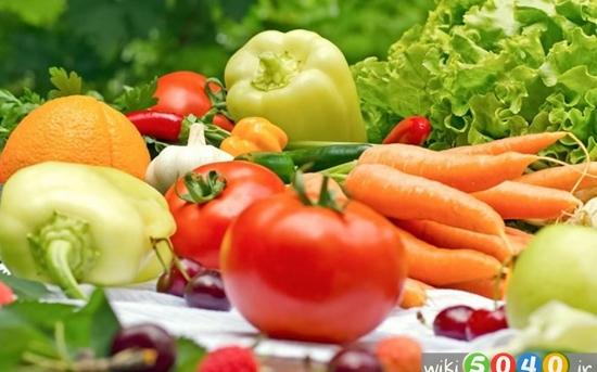 بهترین میوه ها و سبزیجات با کربوهیدرات کم