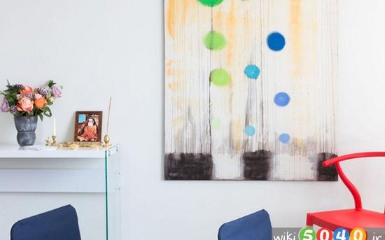 طراحی فضایی خاص در خانه برای مدیتیشن