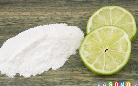 ترکیب جالب جوش شیرین و لیمو