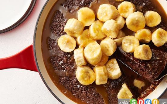 برانی موز و شکلاتی