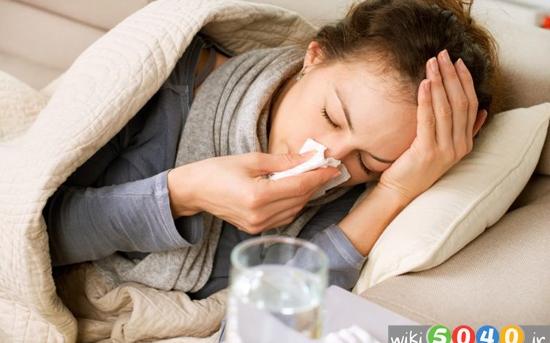 خواص روغن آرگان برای سرماخوردگی و انفولانزا