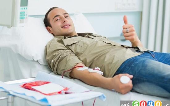 فواید عالی اهدای خون