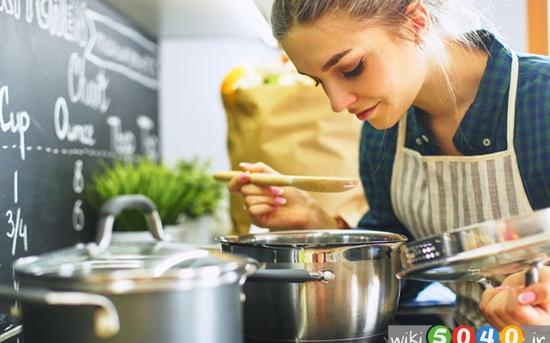 چگونه آشپز خوبی باشید 2